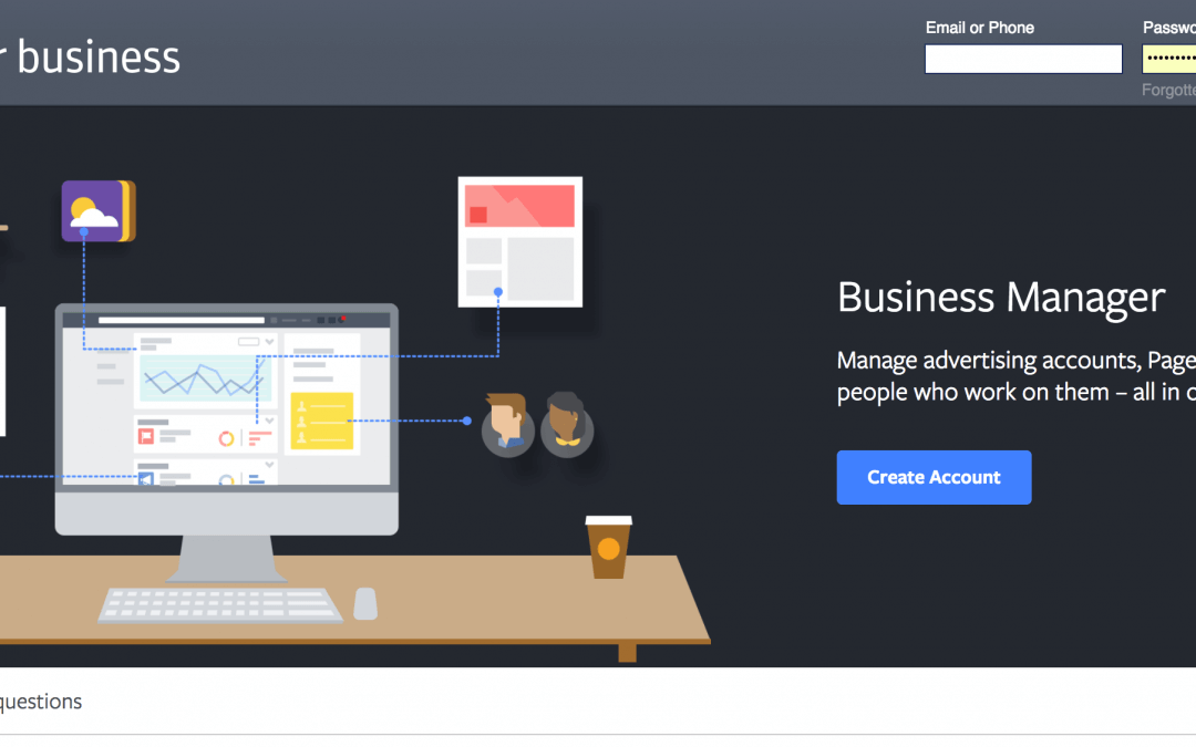 Facebook Business Manager in 5 FAQs