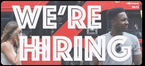 we're hiring upbeat careers