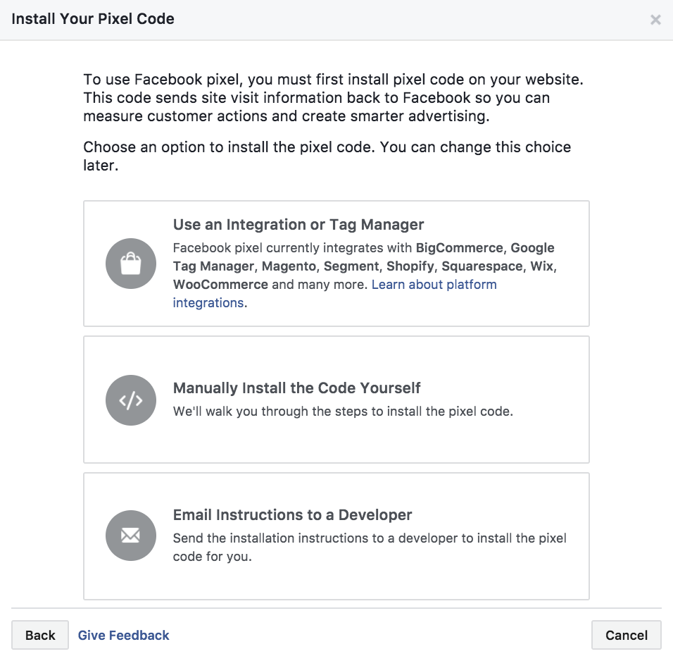How to Set Up Your Facebook Pixel - Upbeat Agency