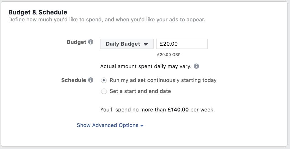 Budget Carousel