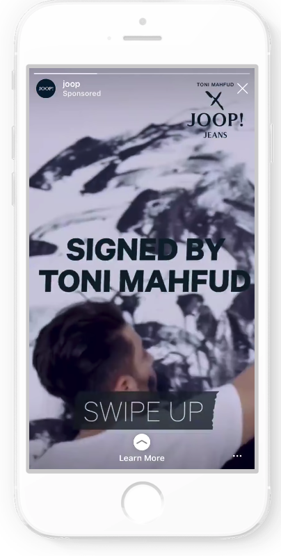 Toni Mahfud Instagram story