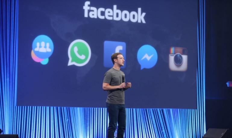 Mark Zuckerberg [Messenger Facebook F8]